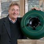 Erfinder des Weinachtsbaumständers Klaus Krinner