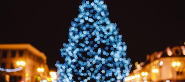 Weihnachtsbaum aufstellen bensheim 2019